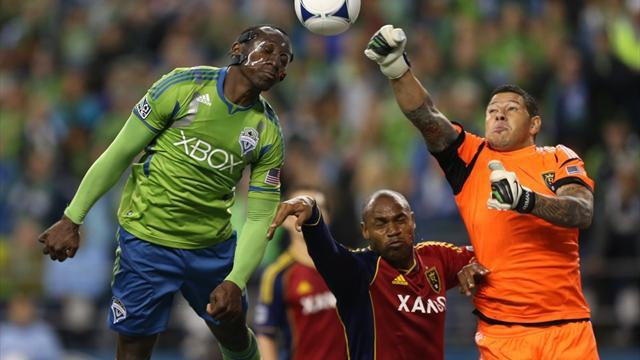 World Football - Rimando saves Real Salt Lake against Sounders