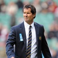 Robbie Deans, pictured, has come in for some criticism from David Campese
