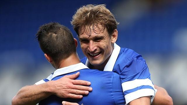 Premier League - Martinez keen to keep Jelavic