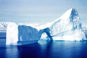 Underwater Sounds of Shattering Icebergs Revealed