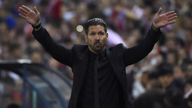 Champions League - Simeone triumphs in tactical battle with Martino