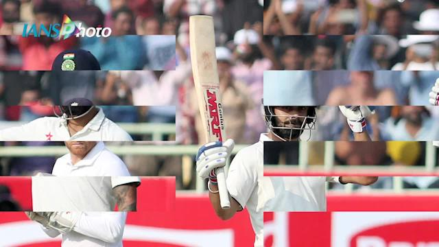 Virat Kohli moves to No.3 spot in ICC Test rankings
