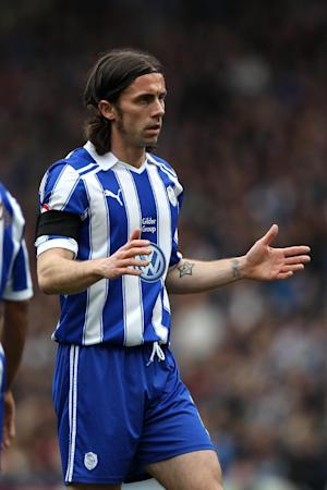Sheffield Wednesday's David Prutton has joined Scunthorpe on loan