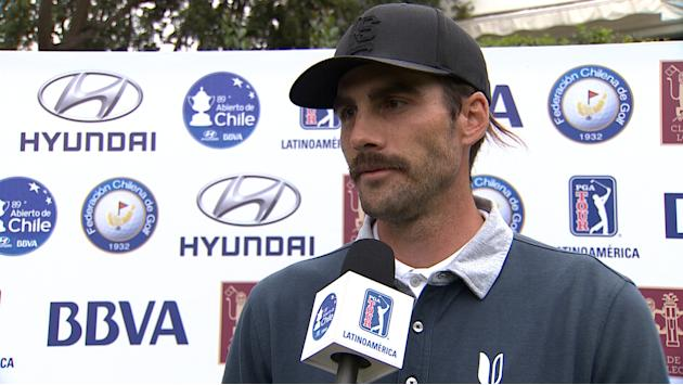 Bryan Martin comments after Round 3 of the 89th Abierto de Chile
