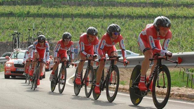 Cycling - Russians blast UCI over Katusha axe