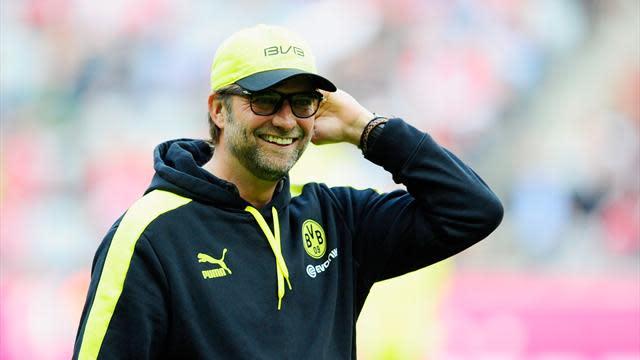 Bundesliga - Klopp: I'm not joining Barca, I love Dortmund