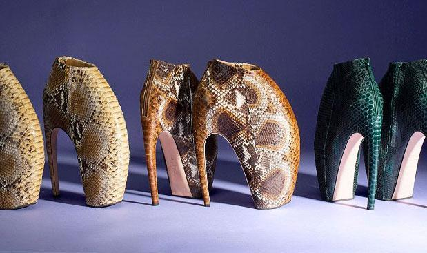 Lady Gaga's Fiance Bought Her $295,000 Worth of Alexander McQueen Shoes From Christie's