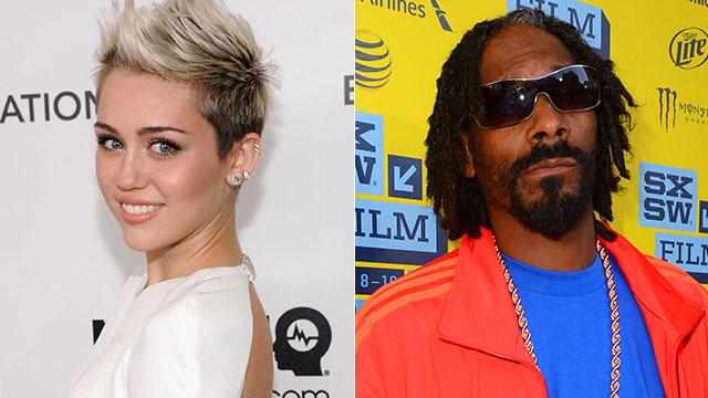 Miley Single with Snoop Lion Due Out 'Very Soon'