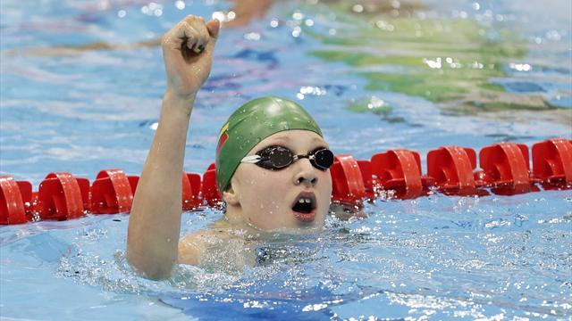 Plymouth gold medallist already focused on Rio