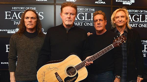 Q&A: Don Henley Opens Up About 'The History of the Eagles' at Sundance