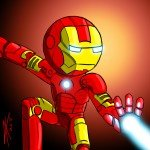 4 Reasons Why Wearable Computers Are OVERHYPED image Ironman toon by Art4DooM 150x150