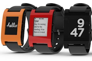 "Pebble Tells Apple, Google and Samsung: ""Watch Out!"" image family of 3 pebbles1"