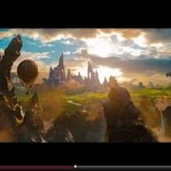 """Oz The Great And Powerful Trailer"" screenshot"