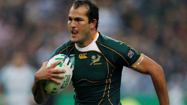 Championship - Du Preez on bench as South Africa make four changes