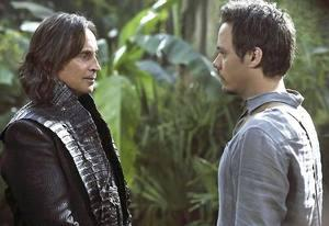 Robert Carlyle and Michael Raymond-James | Photo Credits: Jack Rowand/ABC
