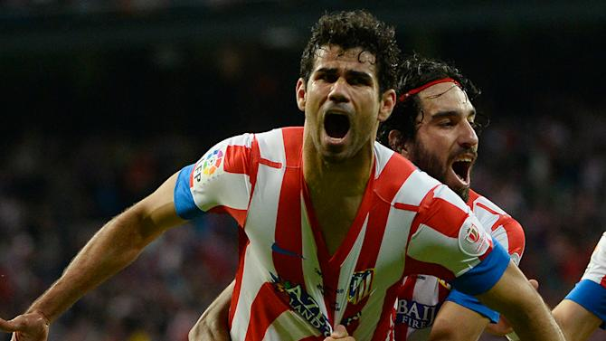 Atletico alert to Costa's problems at Chelsea - but Barca won't make a move