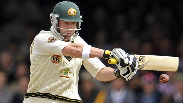 Cricket - Hughes replaces Ponting for Sri Lanka Test