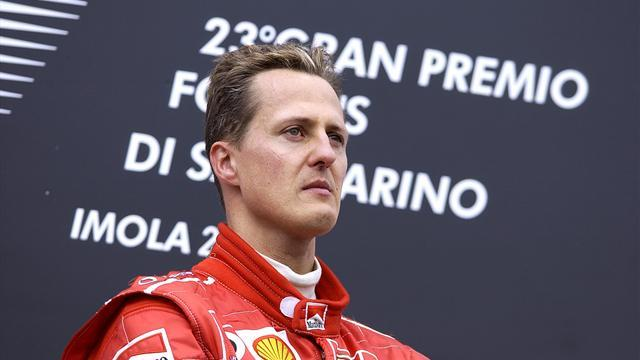 Formula 1 - Schumacher 'being sued over Spanish road crash'