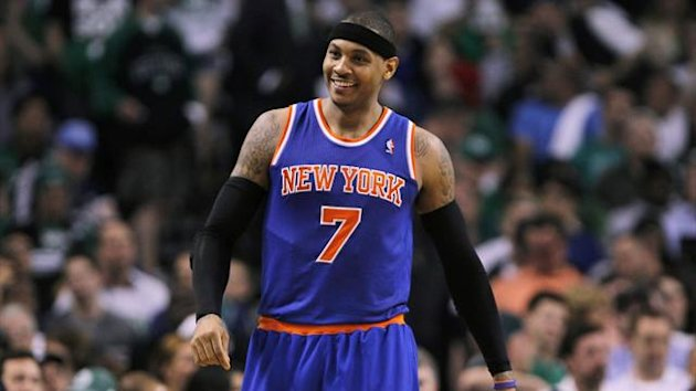 New York Knicks - Carmelo Anthony