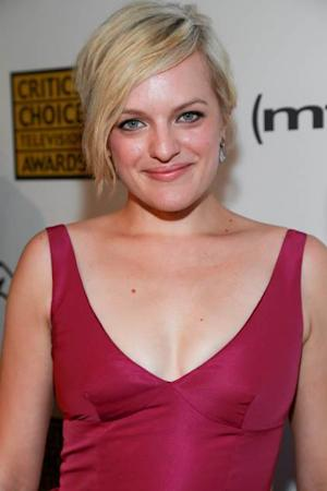 Elisabeth Moss attends the Critics' Choice Television Awards at The Beverly Hilton Hotel on June 10, 2013 in Beverly Hills -- Getty Images