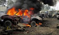 Pakistan: Deadly Car Bomb Blast At Market