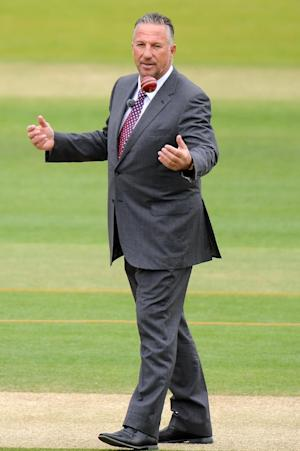 Ian Botham, pictured, admitted he was not surprised that Kevin Pietersen was left out of the squad to tour India
