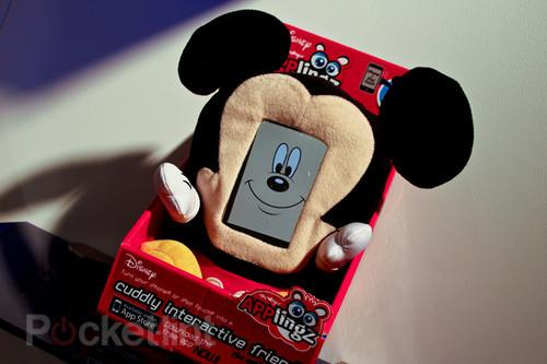 Mickey Mouse Applingz
