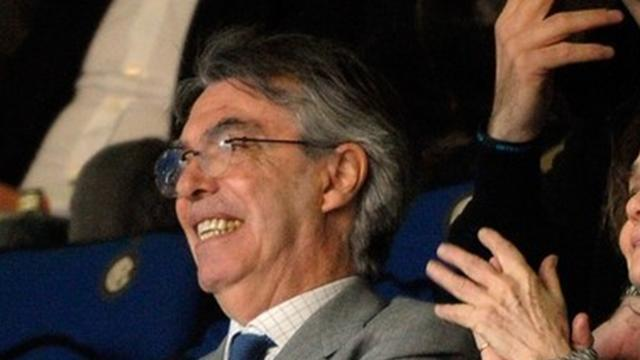Serie A - Inter president hits out at 'incapable' referees