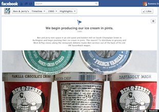 The 15 Best Facebook Posts Ever Written image ben and jerrys