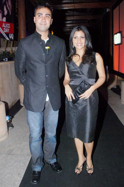 Rare photos of Konkona Sen Sharma