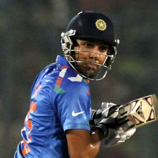 Rohit wants to emulate Hussey
