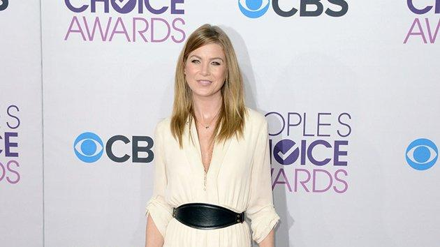 "WORST: Ellen Pompeo.  A fashion stylist, stat! Thankfully, the ""Grey's Anatomy"" doc left the scrubs at the set, but this loose white robe, cinched by a plain black leather belt, was D.O.A."