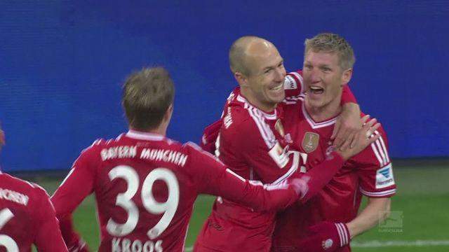 Bayern within a win of title after 50 games unbeaten