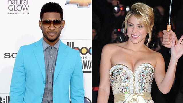 'The Voice' Hires Usher and Shakira