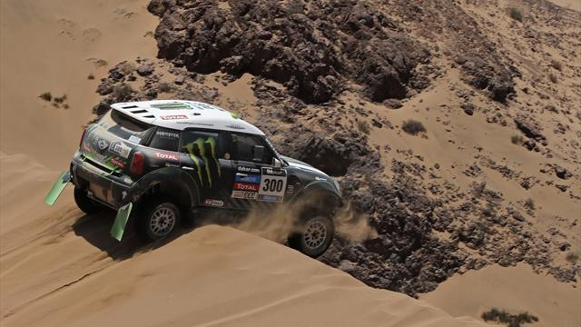 Dakar - Cars: Team orders force Peterhansel to abandon quest for title