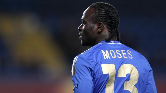 African Football - Moses out of Nigeria's World Cup matches