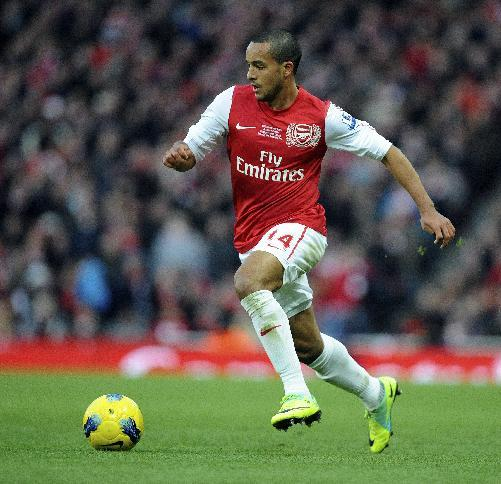 Theo Walcott has been linked with a move away from The Emirates