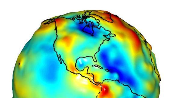 Earth's Mantle Affects Sea Level Rise Estimates