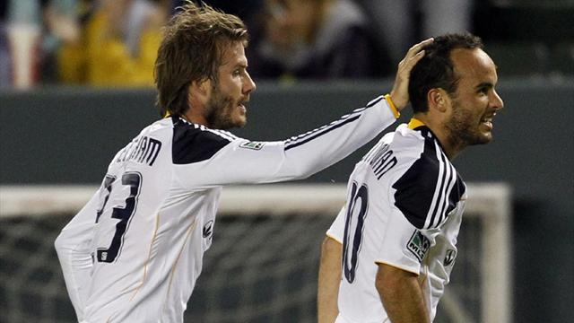 Concacaf Football - Donovan signs contract extension with LA Galaxy