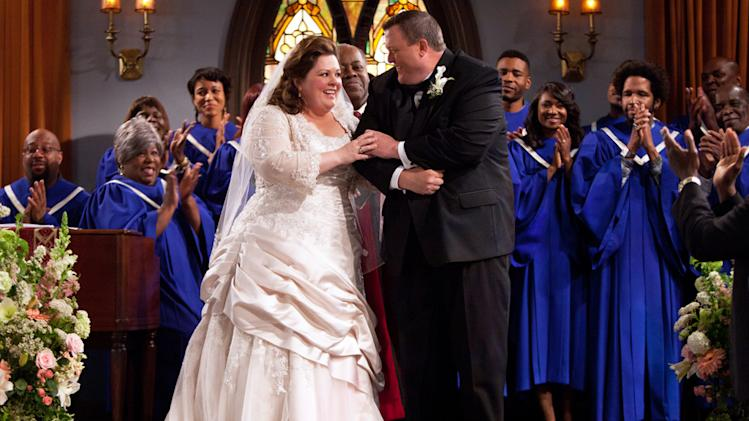 TV Weddings - Mike & Molly