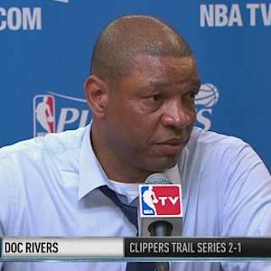 Clippers on Game 3 Loss