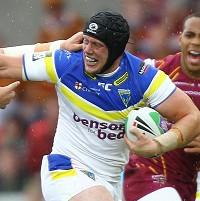 Chris Hill has been a surprise package in Super League this year