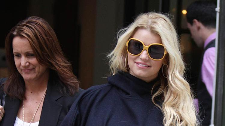 Jessica Simpson New York
