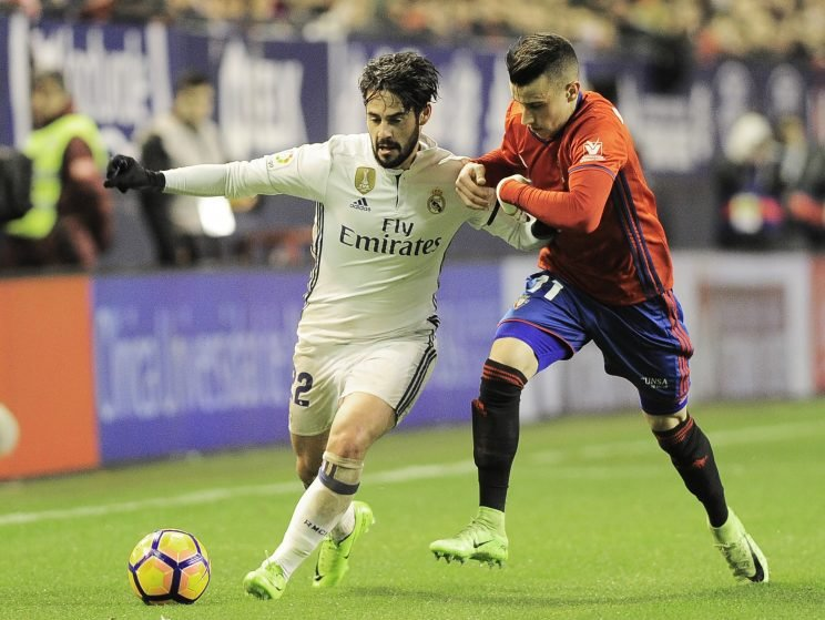 Real Madrid - Naples : James titulaire !