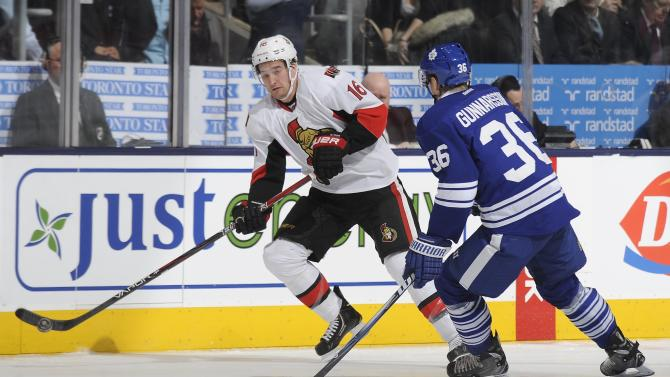 Ottawa Senators v Toronto Maple Leafs
