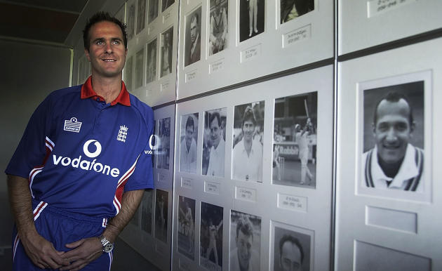 Michael Vaughan, the new England One Day captain