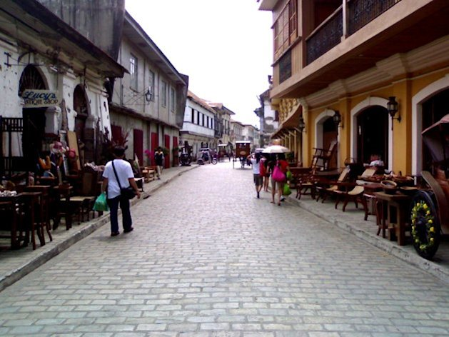 Vigan's Calle Crisologo is named after Mena Crisologo, a revolutionary, lawmaker, governor, and poet.