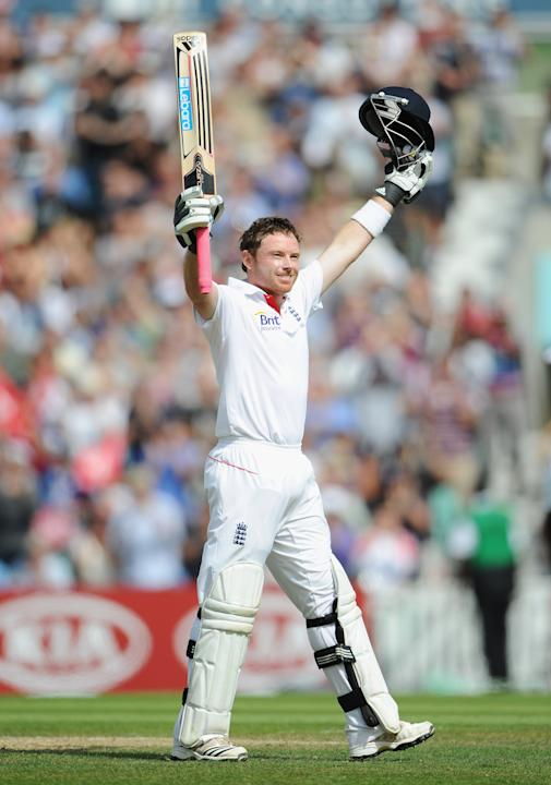 England v India: 4th npower Test - Day Three