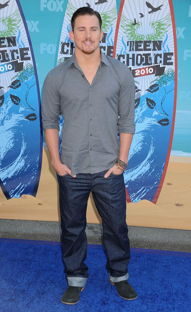 Channing Tatum Teen Choice