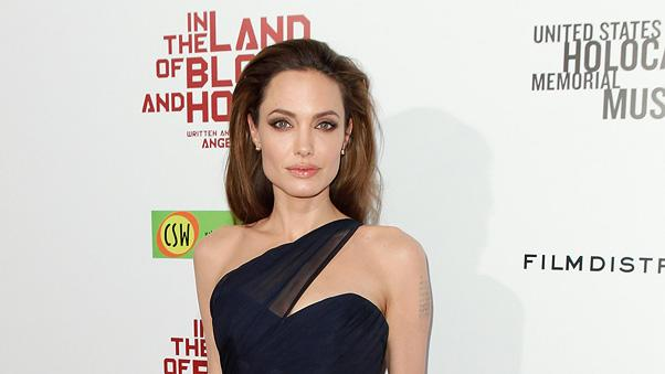 in the land of blood and honey 2011 LA Premiere angelina Jolie